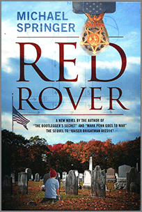 Red Rover book cover